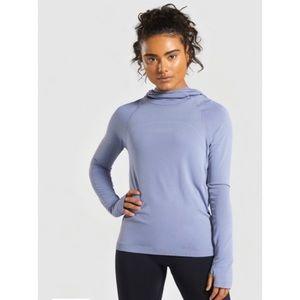 New Gymshark lightweight seamless hoodie